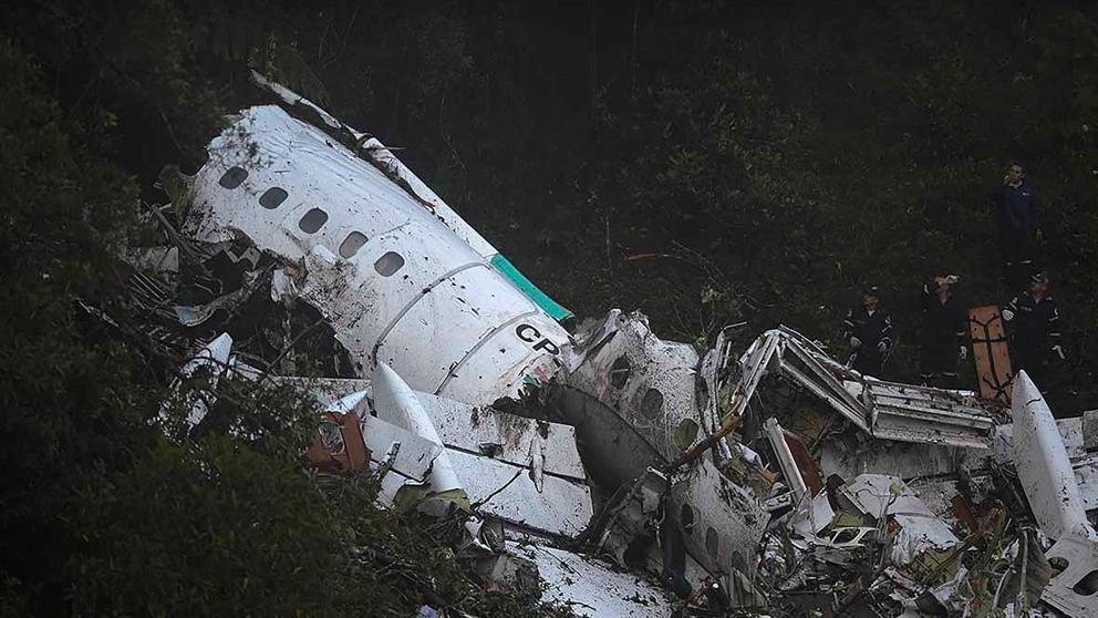Accidente de avión del Chapecoense: Últimas noticias y supervivientes