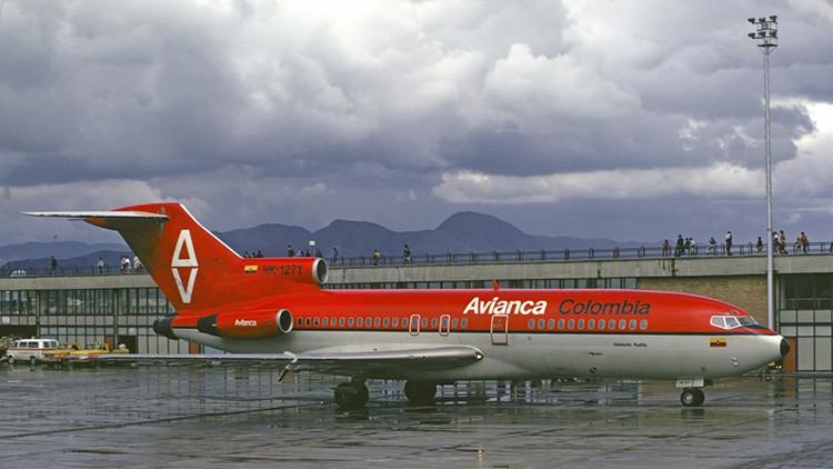 Boeing 727-200 de Avianca