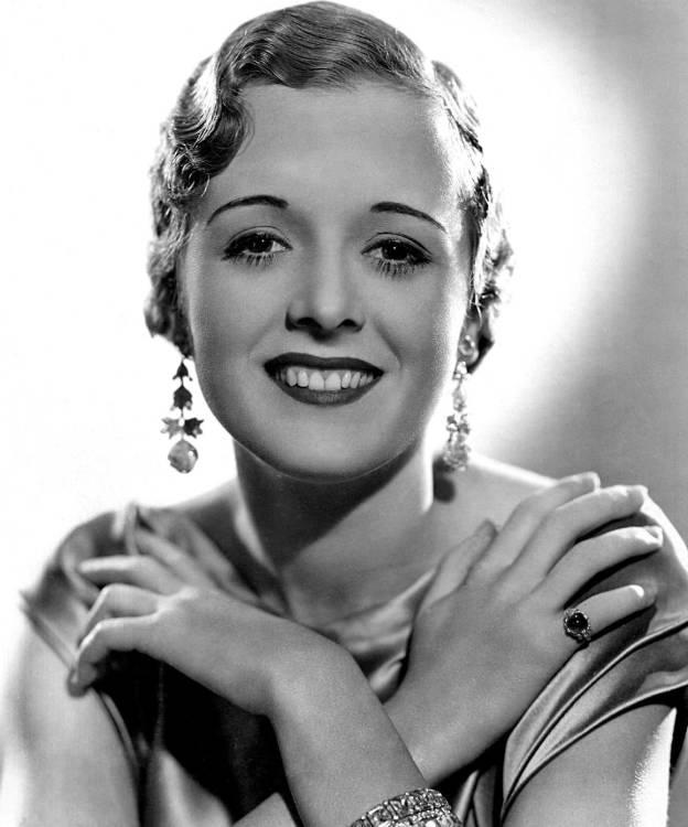 Foto: Fotografía publicitaria de la actriz Mary Astor para la película 'Convention City' en 1933