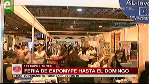 Expomype 2016 abrió sus puertas