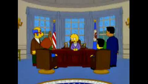 Elecciones en EE.UU: Los Simpsons predijeron la victoria de Donald Trump hace 16 años