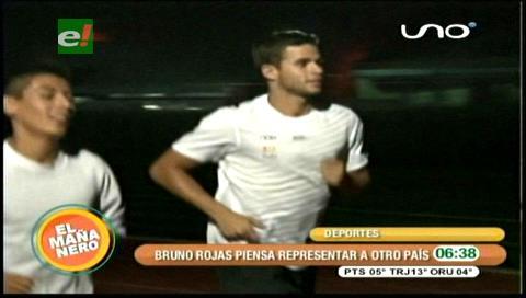 Atletismo: Deportista Bruno Rojas piensa representar a otro país, critica la falta de ayuda del Gobierno