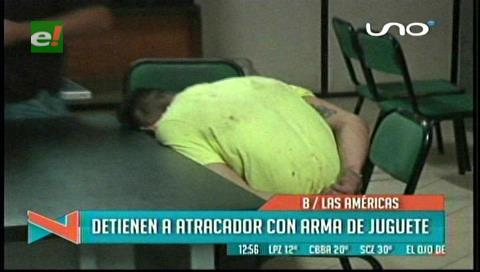 Hallan droga y arma en refugio de un asaltante