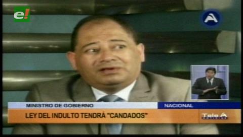 """Romero: Nueva Ley del indulto tendrá """"candados"""""""