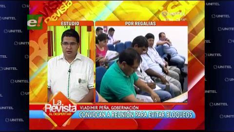 Gobernación cruceña espera que alcaldes de municipios asistan a reunión por regalías