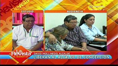 Alcalde de Concepción ve saña tras denuncia en su contra