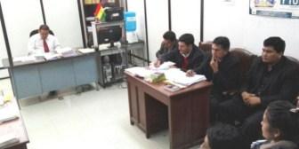 Director del SEDES-Chuquisaca es enviado a la cárcel San Roque con detención preventiva
