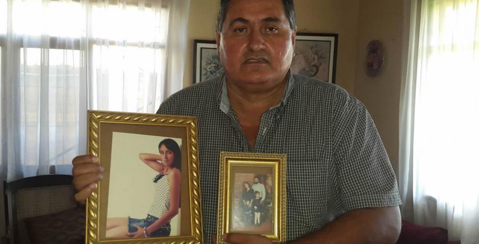 Padre de Ximena Suárez
