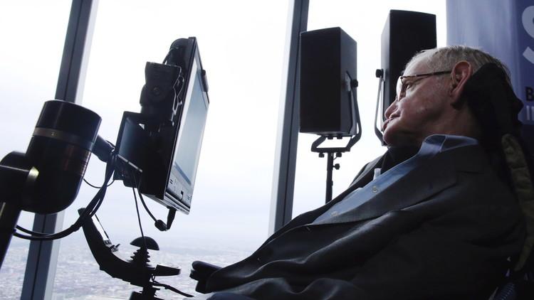 Este es el momento más peligroso para el planeta: Stephen Hawking