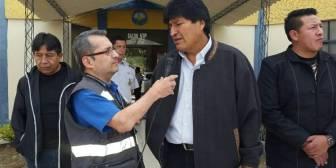 Gobierno denuncia supuesta amenaza de muerte contra Evo Morales, de una adolescente