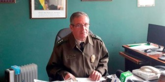 Relevan de la Fuerza Contra el Crimen a coronel que denunció a jueces que liberan delincuentes