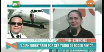 """Viuda de Miguel Quiroga dice que su marido """"era amedrentado por una ministra"""""""