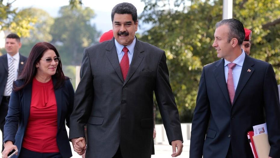 El nuevo vicepresidente de Venezuela, mencionado en las relaciones de Cristina con Irán