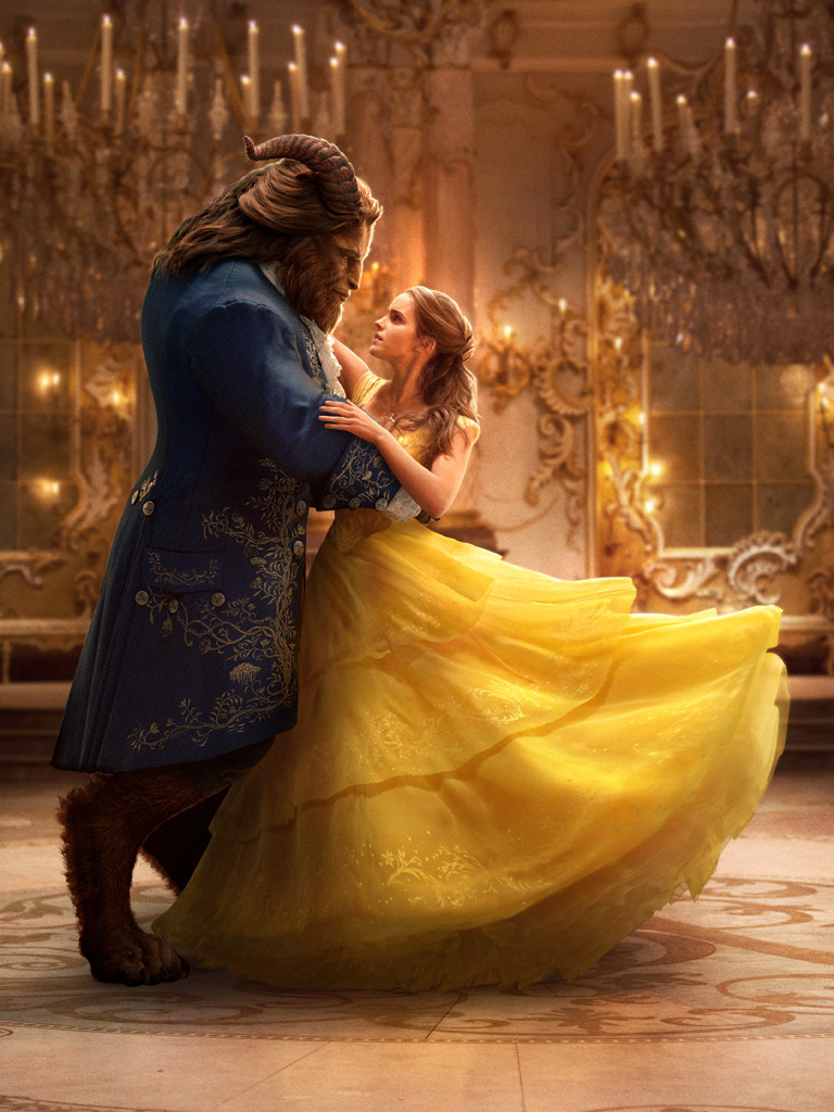 Beauty and the Beast, Emma Watson, Dan Stevens