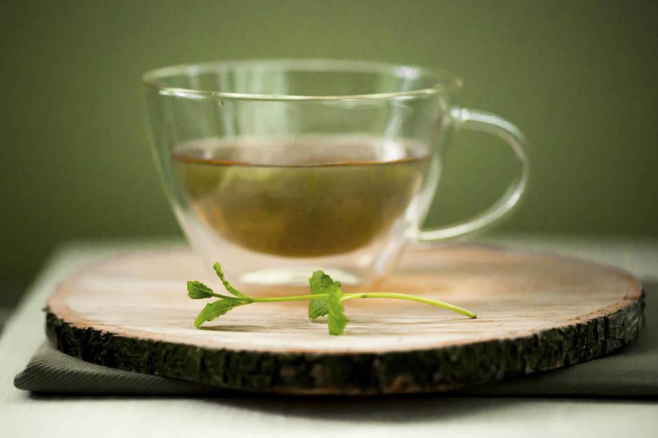 Infusión de té verde. (iStock)