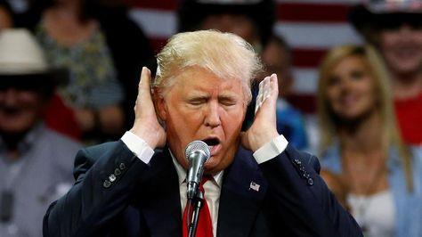 Donald Trump, presidente de Estados Unidos. Foto: www.europapress.es