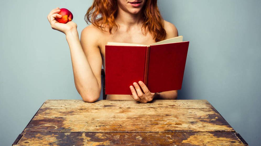 Foto: Literatura que inspira. (iStock)