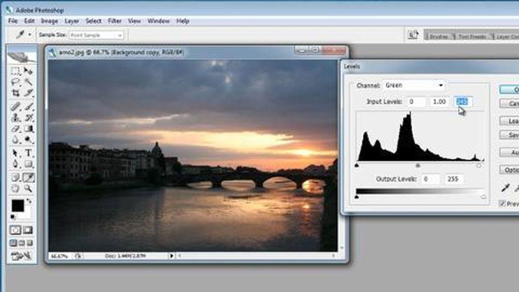 Así es el programa de edición fotográfica más utilizado