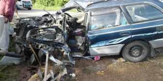 Abogado ebrio choca a una vagoneta y mata a una mujer que deja en orfandad a 4 niños