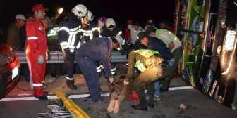 Tarija. Otra vez la Pilcomayo: mueren al menos 13 personas y hay 32 heridos