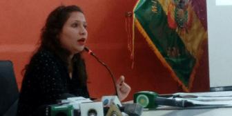ANF se ratifica tras acusación de ministra de Salud