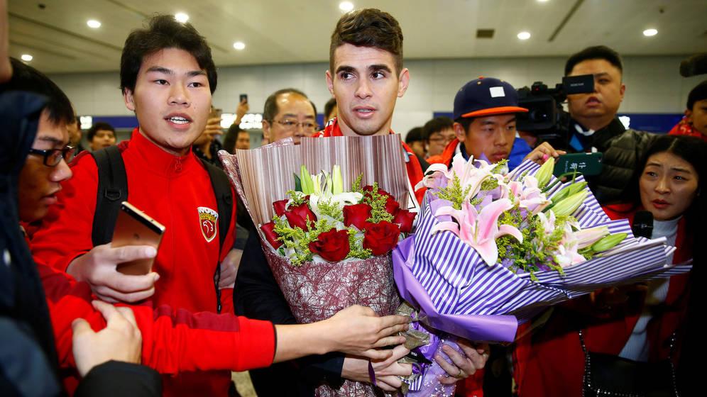 """Resultado de imagen para China le pone un freno a los """"irracionales"""" salarios en el fútbol"""