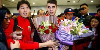 """China le pone un freno a los """"irracionales"""" salarios en el fútbol"""