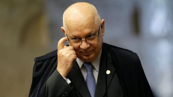 Teori Zavascki, ministro del Supremo Tribunal Federal (STF) de Brasil