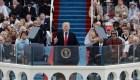 El presidente Donald Trump da su primer discurso como mandatario de Estados Unidos. (Crédito: Getty Images)