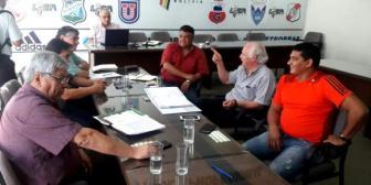 Liga y ANF debaten el nuevo calendario 2017