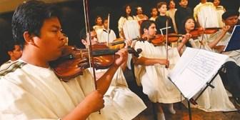 Músicos bolivianos tocarán para el Papa Francisco