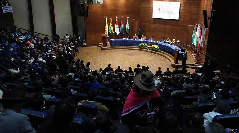 Evo Morales cambia a su canciller tras 11 años en el cargo