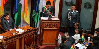 Morales y García designarán a jefes de las unidades de transparencia en los ministerios