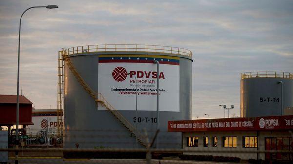 PDVSA sufrió una caída estrepitosa (AP)