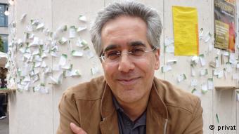 El politólogo e historiador Alexander Bahar.