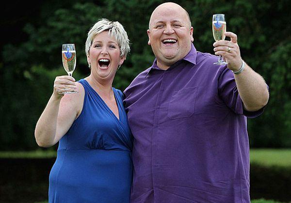 Gillian y Adrian Bayford ganaron 186 millones de dólares en la lotería. Al poco tiempo, su vida se arruinó