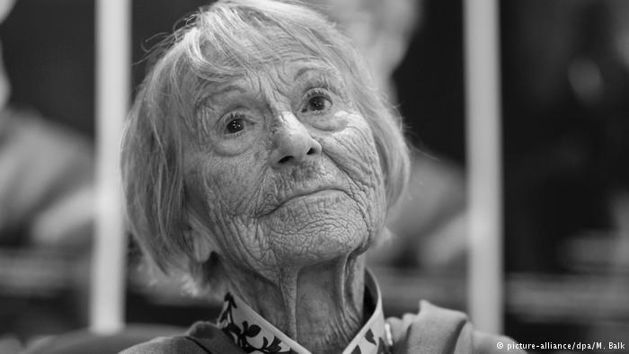 Brunhilde Pomsel fue secretaria del ministro nazi Joseph Goebbels.
