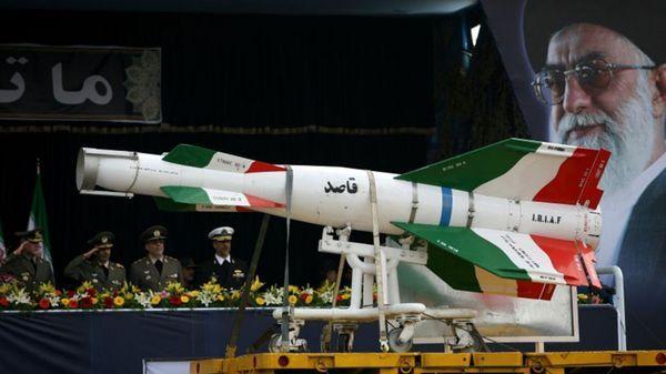 Irán realizó recientemente su segunda prueba con un misil balística en menos de un año (Getty Images)