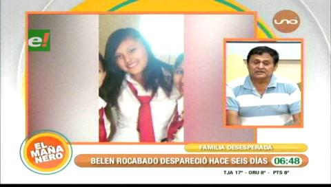 Joven desaparece y envían mensajes a los familiares de que está muerta