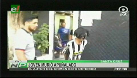 Matan de 2 puñaladas a un joven por robarle su gorra