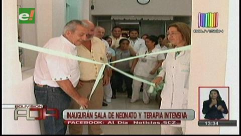 Inauguran salas de Neonatología y Terapia Intensiva en el Hospital Japonés