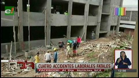 Santa Cruz: Cuatro accidentes laborales fatales en lo que va el 2017