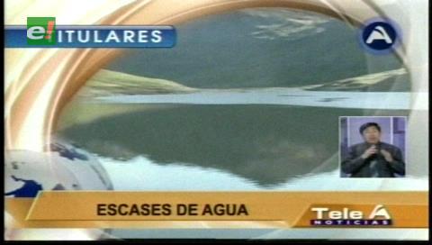 Video titulares de noticias de TV – Bolivia, noche del viernes 20 de enero de 2017