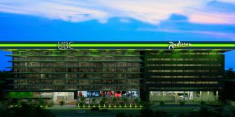 Oficinas en alquiler y en venta en el espectacular edificio Urubó Business Center