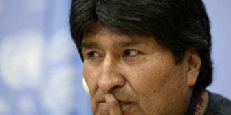 "Irlanda: Algo ""huele mal"" en la presidencia de Bolivia"