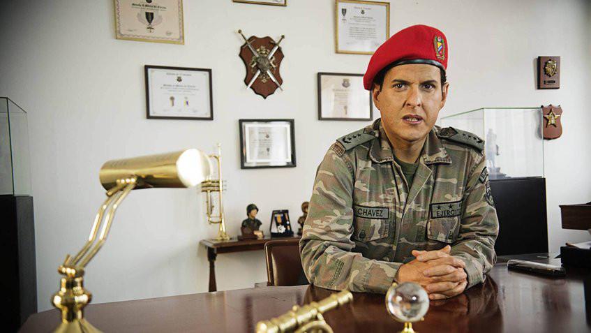 El Comandante, Hugo Chavez