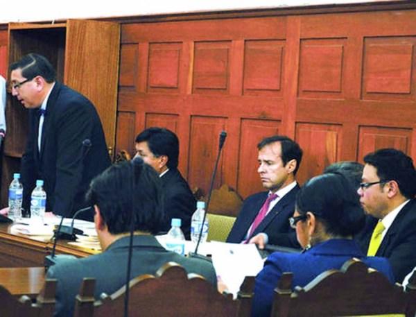 """DENUNCIA. El ex presidente Jorge """"Tuto"""" Quiroga, procesado por el caso Petrocontratos."""