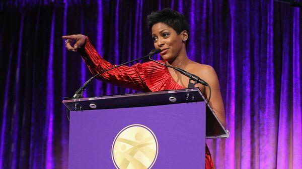 """Tamron Hall fue la primera mujer afroamericana en coconducir el programa """"Today"""""""