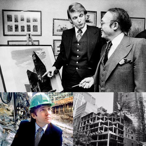 La torre a cargo del estudio arquitectónico Der Scutt fue criticada por muchos debido a la estética recargada de sus áreas comunes, pero terminó siendo la principal impulsora de la valorización inmobiliaria del distrito de Midtown