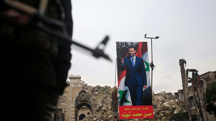 Damasco prorroga decreto de amnistía para los rebeldes que entreguen sus armas